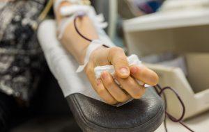 Bombeiros realizam campanha de doação de sangue