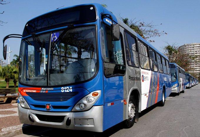 Municípios da região oeste da grande SP ganham reforço na frota de ônibus da EMTU