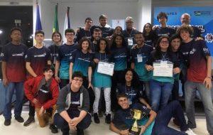 Estudantes de Etec de Piracicaba vencem Fórmula Drone 2019