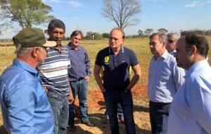 Justiça firma contratos de concessão de uso da terra na região de Pontal