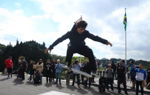 Governo de SP abre Campeonato Mundial de Skate