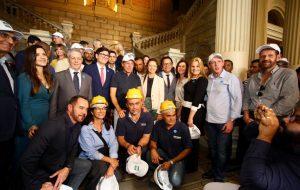 No Dia da Independência do Brasil, SP inicia restauro do Museu do Ipiranga