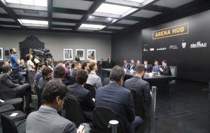 Governo do Estado lança projeto inovador para gestão esportiva