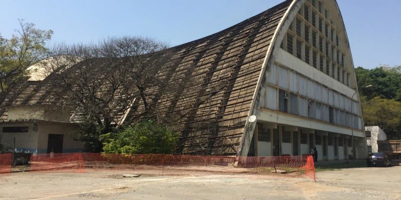 Secretaria de Esportes do Estado retoma obras do Complexo Baby Barioni