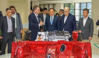 Visita à fábrica da Toyota