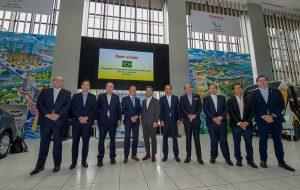 Toyota anuncia investimento de R$ 1 bilhão no Estado de São Paulo