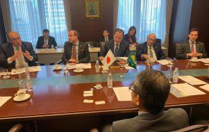 Governo garante R$ 1 bi em investimentos e oportunidades de negócios com japoneses