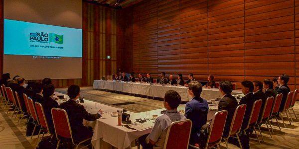 Governo garante investimentos e oportunidades de negócios com japoneses