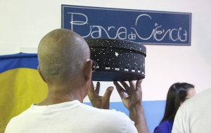 Penitenciária de Guarulhos recebe Banca da Ciência