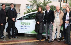 Cetesb e Fetpesp assinam protocolo de intenções sobre veículos a diesel