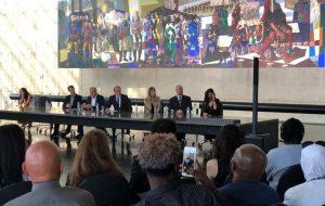 Refugiados se formam em curso de português no Memorial da América Latina