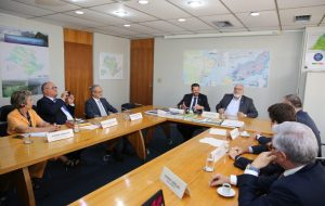 Reunião debate futuro da logística em SP e projeto Novo Pinheiros
