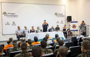 Rio Preto sedia 3º Seminário Regional de Defesa Civil