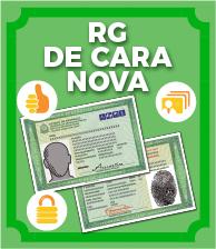 Estado tem postos autorizados para emitir novo RG