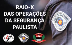 Ações de combate à violência em São Paulo