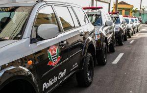 Polícia Civil detém 20 em operação de combate ao tráfico de drogas no Vale do Ribeira