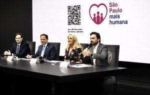 SP lança 'São Paulo Mais Humana' para aproximar voluntários e entidades assistenciais