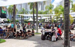 SP Gastronomia ocupa Memorial da América Latina até domingo