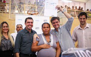 CDHU sorteia 103 casas para famílias de Iepê