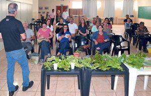 Ribeirão Preto sedia curso sobre Plantas Alimentícias Não Convencionais