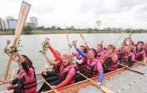 Icesp: Projeto usa o esporte para reabilitar pacientes com câncer de mama