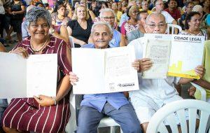 Habitação lança pedra fundamental de 1,5 mil moradias em Bertioga