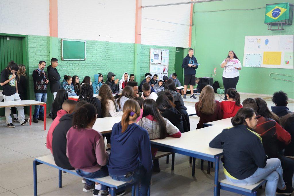 Aplicação do Pisa para Escolas na rede estadual prossegue nesta segunda (25) e na terça (26)