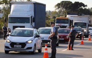 Operação Rodovia Mais Segura detém 259 pessoas e apreende mais de 24,5 quilos de drogas