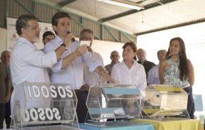 CDHU sorteia 30 casas para famílias de Alto Alegre