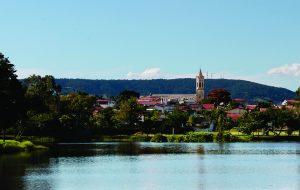 Voe pelas belezas e recantos de Araçoiaba da Serra