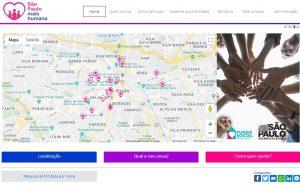 Aplicativo e plataforma que facilita doações completa um mês no ar