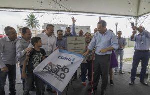 Secretaria da Habitação e CDHU entregam 216 unidades habitacionais em Cubatão