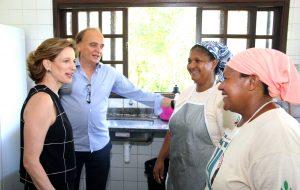 Secretários de Estado visitam comunidades quilombolas no Vale do Ribeira