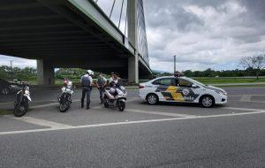 Operação Rodovia Mais Segura detém 245 pessoas e mais de 132,3 kg de drogas