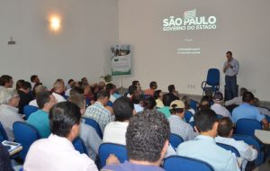 Andradina sedia treinamento para extensionistas da Secretaria de Agricultura