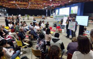 Pesquisadores do Instituto Florestal participam de congresso internacional