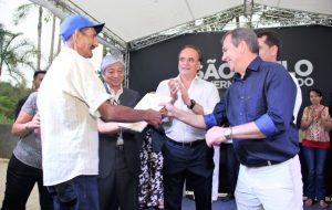 Governo de SP realiza ações de regularização fundiária no Vale do Ribeira