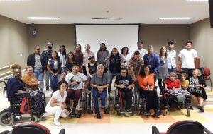 Projeto Lucy em Ação promove encontro com movimentos de inclusão