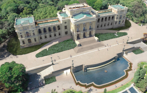 Universidade de São Paulo sedia reunião com patrocinadores do Museu do Ipiranga