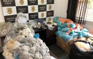 Polícia Civil de Osasco prende quadrilha em operação contra o tráfico de drogas