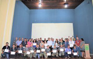 Servidores da Regional Noroeste recebem prêmio por ações em penitenciárias