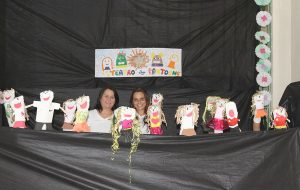 Reeducandas de Mogi Guaçu apresentam teatro de fantoches