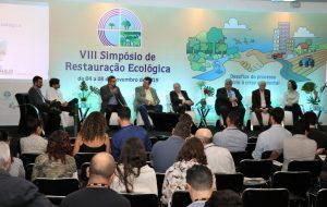 São Paulo recebe 8ª edição do Simpósio de Restauração Ecológica