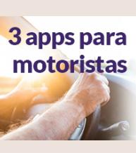 Aplicativos oferecem serviços e facilidades a motoristas de SP