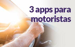 Aplicativos oferecem serviços e facilidades aos motoristas de SP