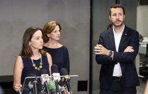 Doria realiza nova reunião com familiares de vítimas de Paraisópolis