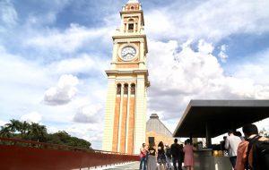 Visitas mediadas mostram Museu da Língua Portuguesa em primeira mão