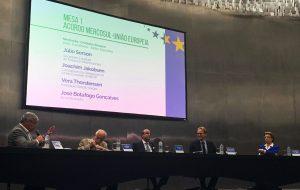 Memorial da América Latina sedia evento sobre acordo entre Mercosul e União Europeia