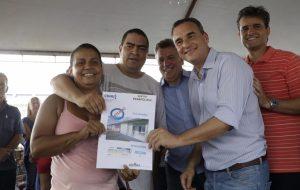 Sorteio da CDHU contempla 288 famílias na região de Araçatuba