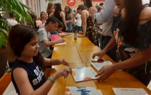 Projeto de escola estadual de Araçatuba incentiva leitura e escrita de alunos